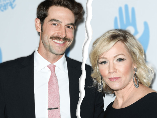 It's Over! Jennie Garth & Husband Dave Abrams Separate After Three Years