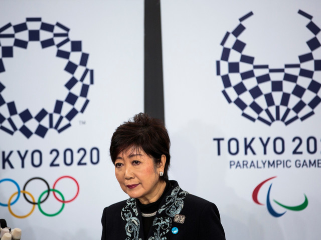 """Tokyo Governor criticises """"inappropriate"""" offer from London to host Olympics because of coronavirus crisis"""