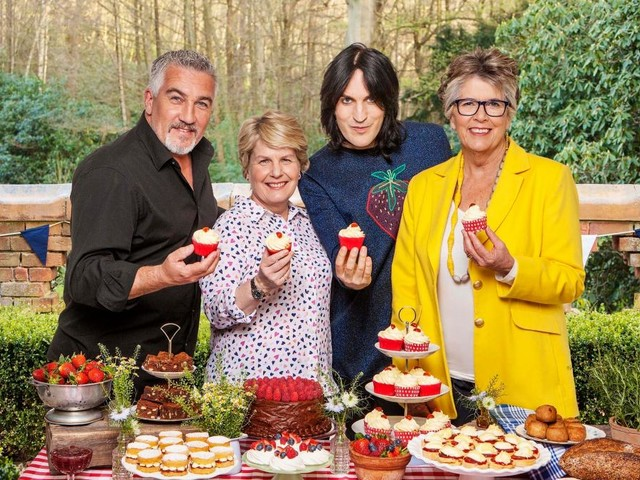 Channel 4 Bake Off: New recipe wins over critics