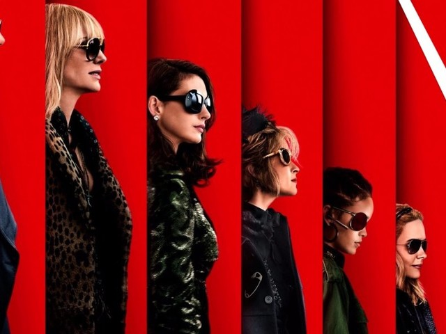 The new 'Ocean's 8' poster is here, and one tiny detail is driving me totally nuts
