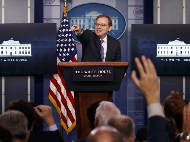 Top White House economist says Zillow estimates suggest Trump's tax overhaul hasn't affected housing prices