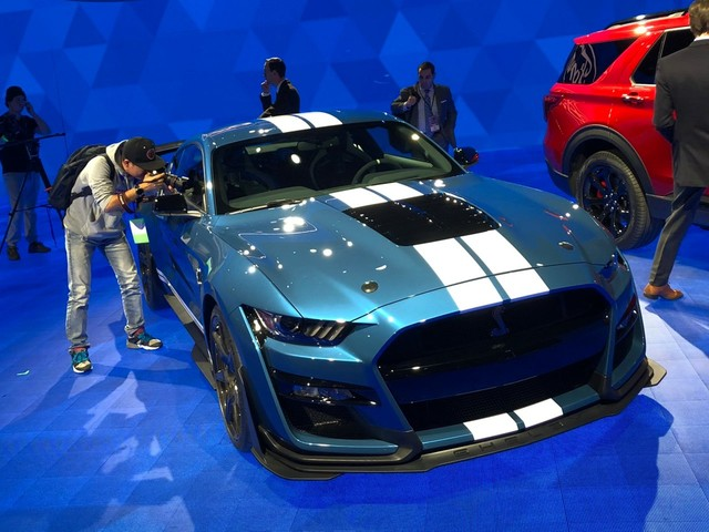 Check out all the cool cars, trucks, SUVs, electric vehicles, and concepts we saw at the 2019 Detroit auto show