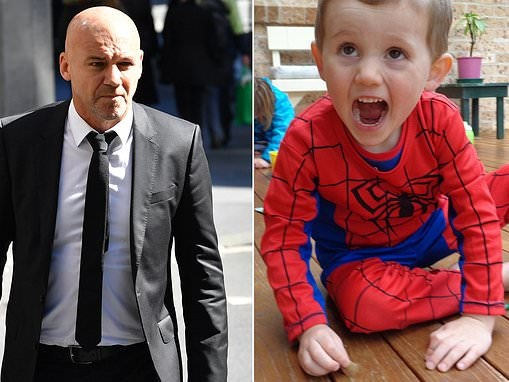 Gary Jubelin acted lawfully when he recorded conversations with man in William Tyrrell case