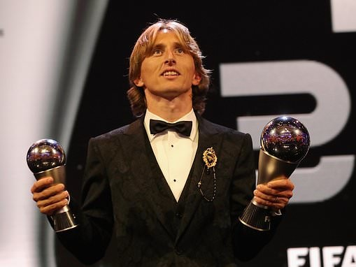 Julen Lopetegui insists nothing has changed at Real Madrid after Luka Modric named best player