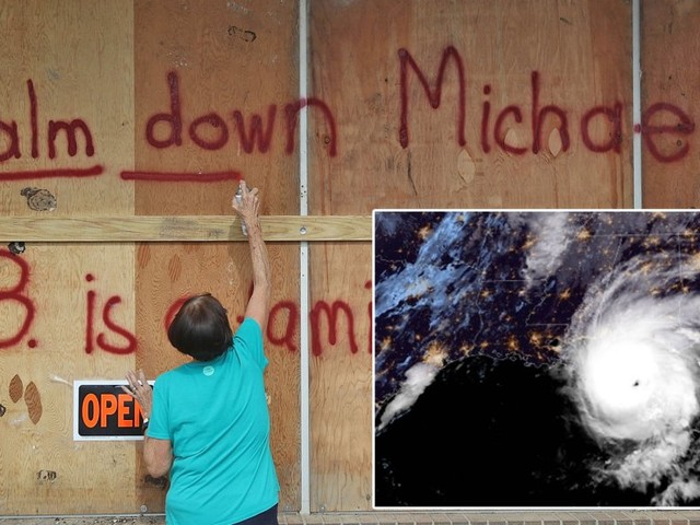 Hurricane Michael just got more dangerous — here are the states in its path