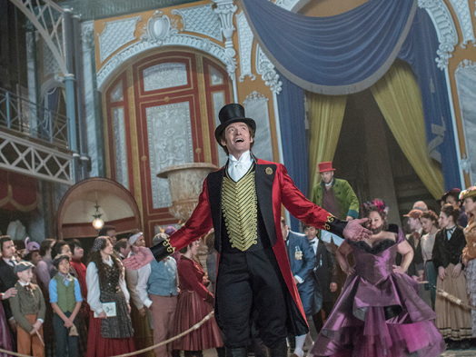 Japan Box Office: 'Greatest Showman' Pitches up as Weekend Winner
