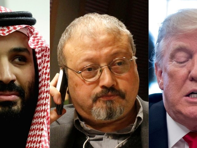Trump has done everything he can to avoid implicating the Saudi crown prince in Khashoggi's killing. Today, the Senate could force him to act
