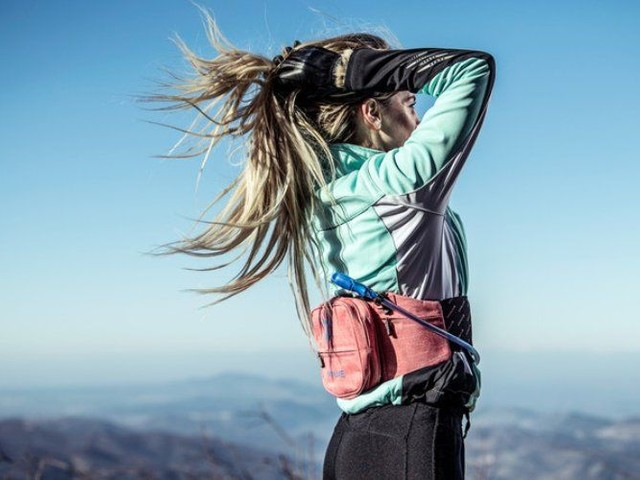 Wearable Athletic Hydration Bags - The Mmuve 'Hydrobelt' Makes Outdoor Exercise Even More Enjoyable (TrendHunter.com)