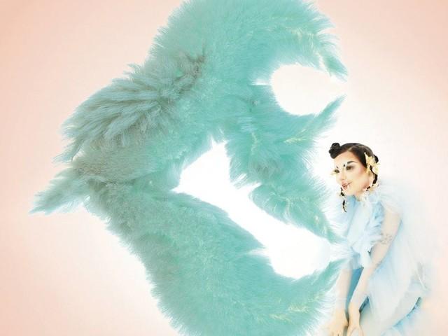 Listen to Björk's new single, 'Blissing Me'