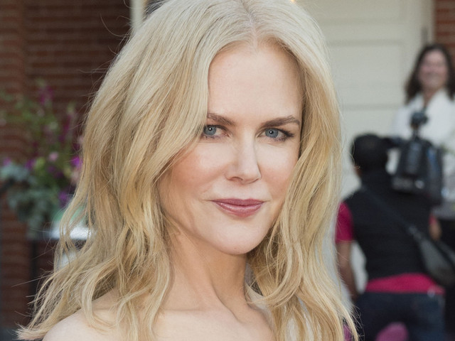 Nicole Kidman Speaks Out Against Domestic Violence in Emotional Letter