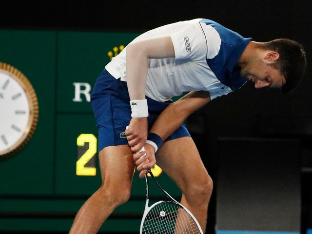 Novak Djokovic crashes out of Australian Open at last-16 stage as world No.58 Hyeon Chung springs huge shock