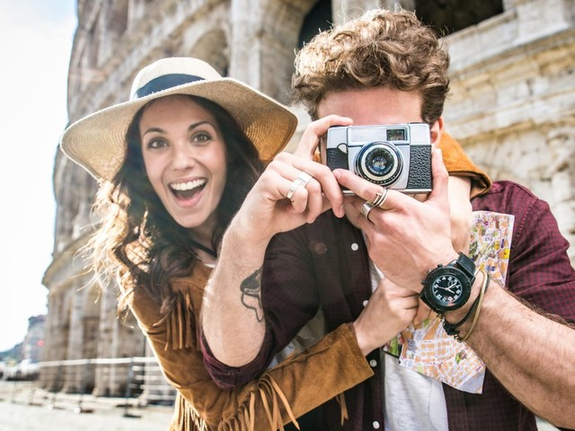 You can now hire an 'Instagram boyfriend' for the day for $1,233 in Rome
