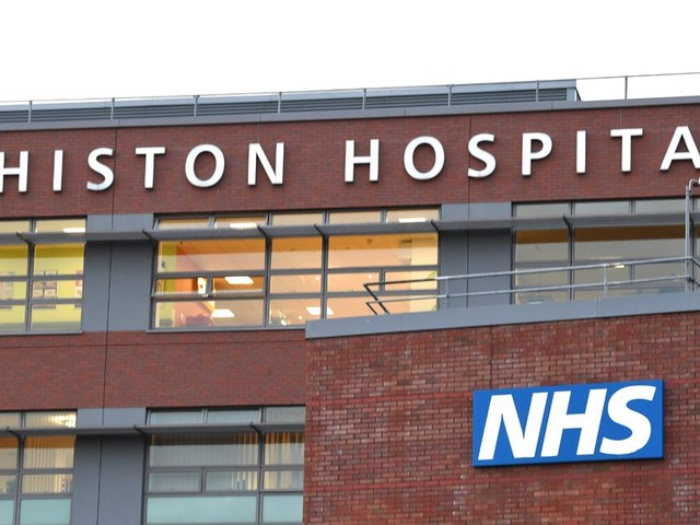 NHS hospital could put patients in portable cabins as wards battle overcrowding