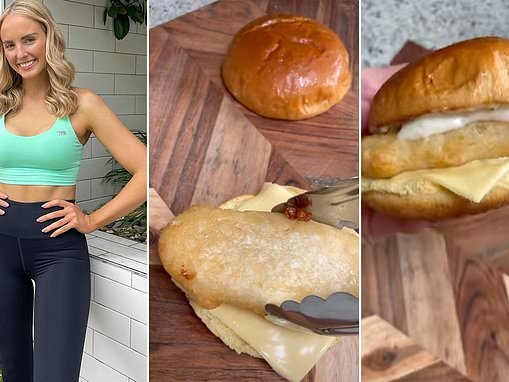 Bec Hardgrave shares her simple McDonald's Filet-O-Fish hack using budget buys from Aldi
