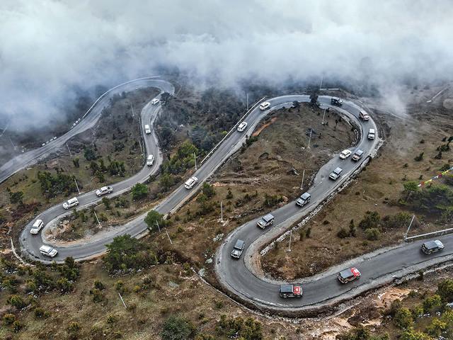 2021 Trans Arunachal Drive: Exploring Arunachal in a Mahindra Thar
