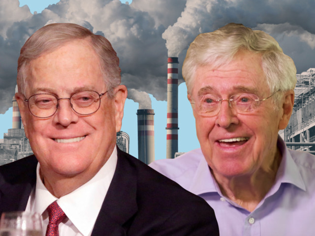 David Koch is dead. His and his brother Charles' combined net worth is over $100 billion, even after years of family feuds and massive lawsuits. Here's how they made and spent their wealth.