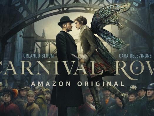 TV News Roundup: Amazon Drops 'Carnival Row' Trailer (Watch)