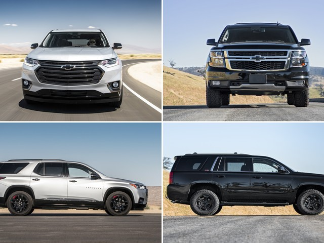 5 Reasons to Buy a Full-Size SUV Over a Large Crossover and 5 Reasons Not to