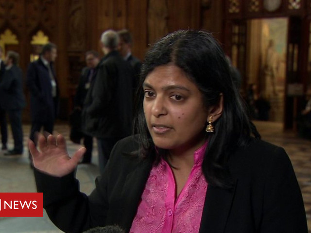 Labour MP Rupa Huq: Suspicious package 'part of a pattern'