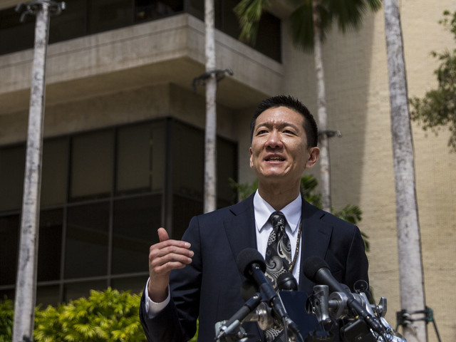 Chinese-American AG Suing Trump Shares Personal Stories Of Being Stereotyped