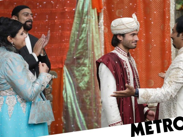 EastEnders to air iconic Syed and Amira wedding episode on BBC One
