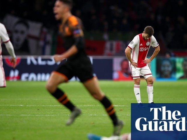 Champions League roundup: Ajax and Inter crash out after home defeats
