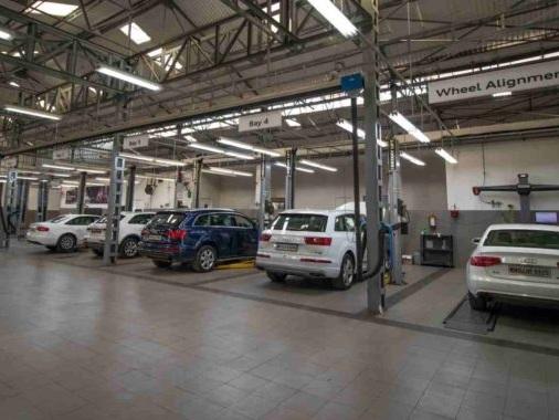 Audi Inaugurates a New Service Facility in Thane