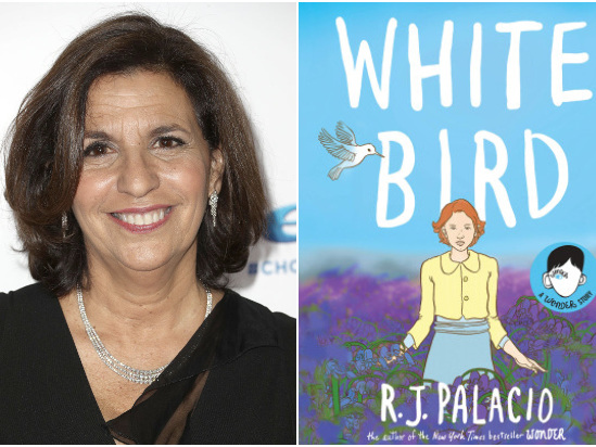 'Wonder' Producers and Lionsgate to Adapt R.J. Palacio's Follow Up Graphic Novel 'White Bird'