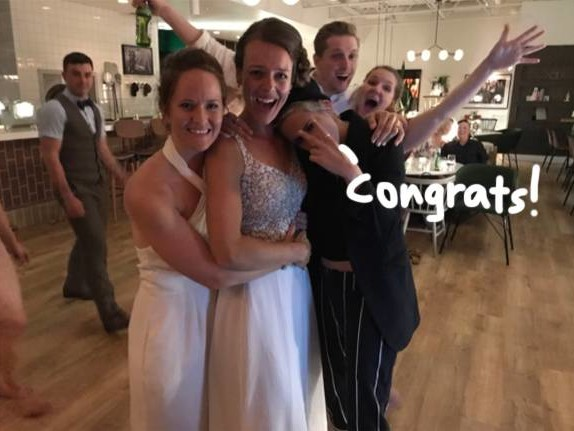 Kristen Stewart Totally Crashed A Wedding — But She Isn't The Only Celeb!