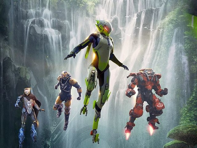 Anthem: Tomb of Yvenia trial chest locations and entrance