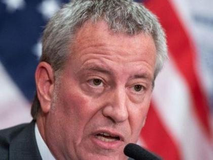 New York mayor de Blasio expected to run for president in 2020