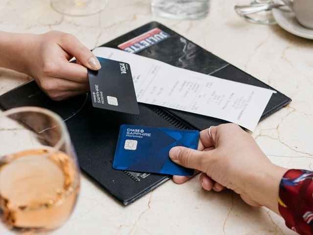 My wife and I use 4 Chase cards to maximize our Ultimate Rewards points — here's how easy it is to do