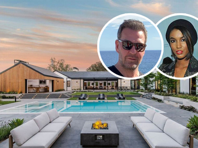 Coldplay's Dave Holmes, Sessilee Lopez Buy $13.5 Million Hidden Hills Mansion