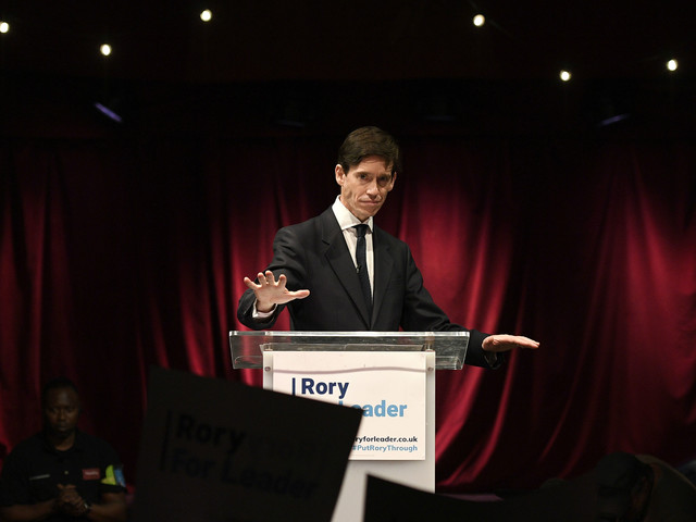 Who is Rory Stewart and does he stand a chance against Boris Johnson?