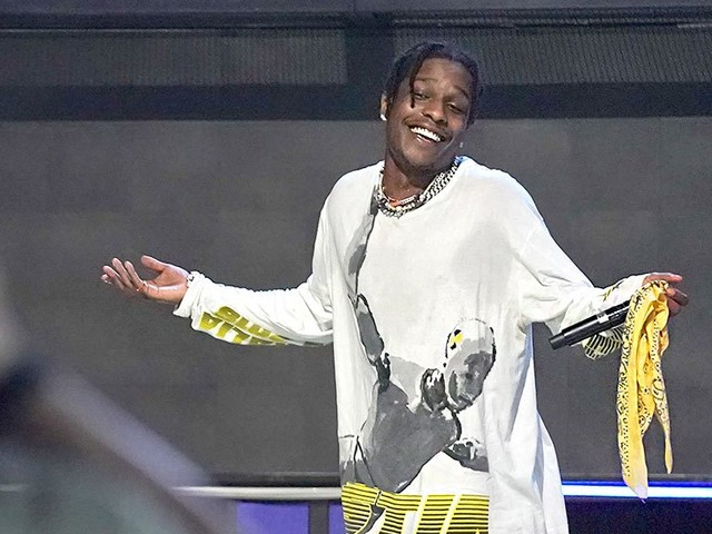 A$AP Rocky Found Guilty Of Assault In Sweden, Won't Serve Prison Time