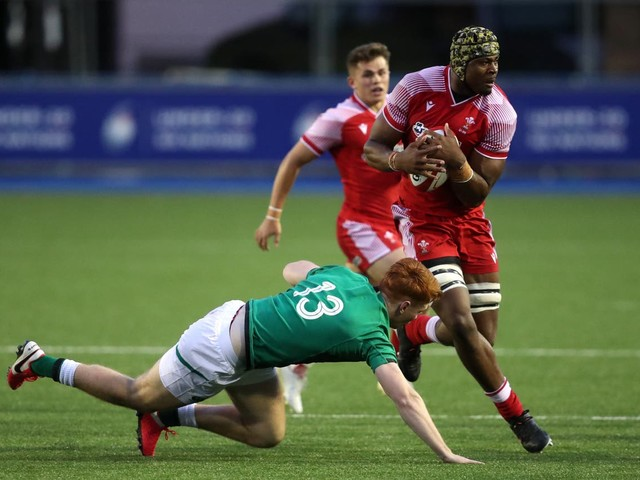 'The sky's the limit' for new Wales call-up Christ Tshiunza, says Rob Baxter
