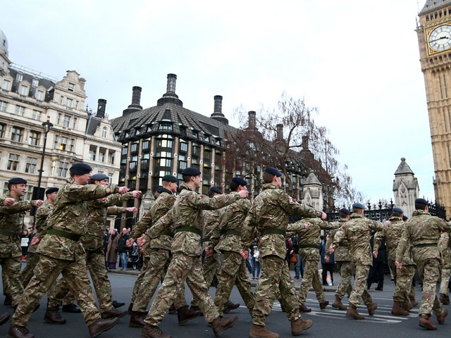 General Sir Nick Carter: UK couldn't cope if Russia attacked
