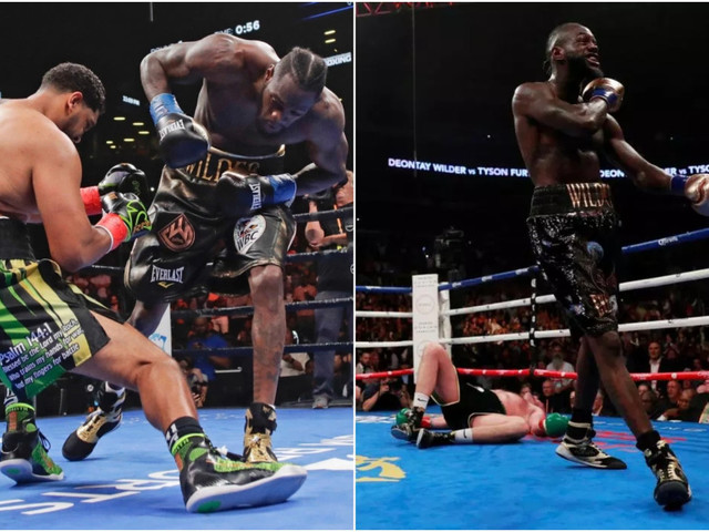 Deontay Wilder's first round demolition of Dominic Breazeale 'shows how good Tyson Fury is'