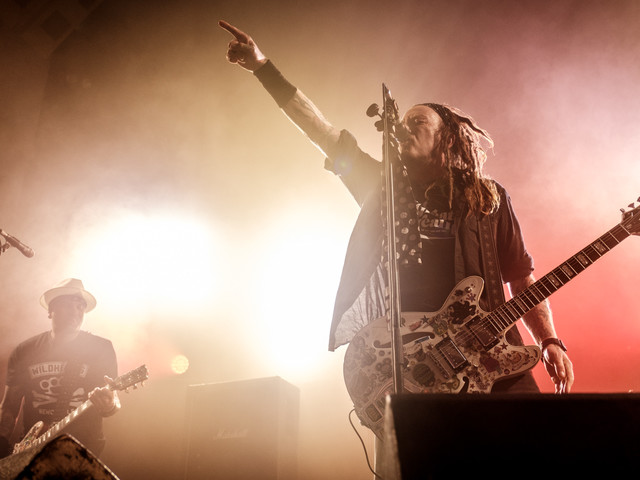 The Wildhearts, The Last Great Dreamers, The Lazys: Grand Central Hall, Liverpool