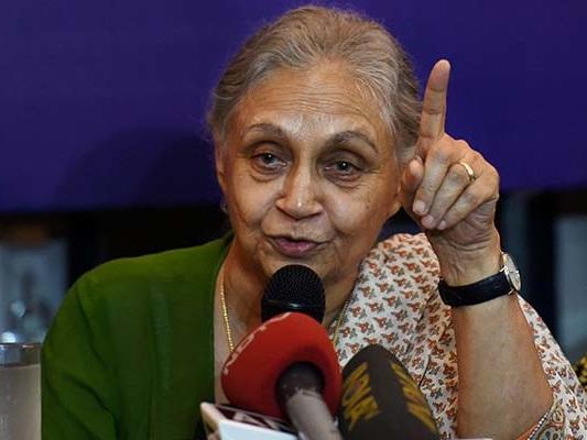 Bureaucrats Among The Best: Sheila Dikshit's Rejoinder To Arvind Kejriwal