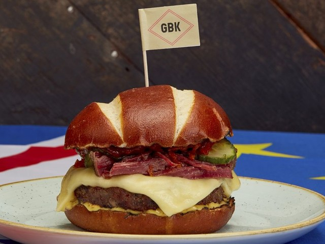 How to get a FREE burger in Birmingham - but you'll need your PASSPORT