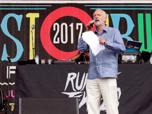 Jeremy Corbyn Could Boycott Glastonbury If It Keeps Zero Hours Contracts