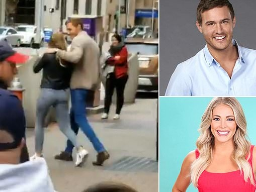 Video footage shows The Bachelor shooting a date multiple times