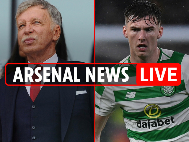 1pm Arsenal transfer news LIVE: Tierney LATEST, Everton offer, Dani Alves battle, Kroenke letter from fans