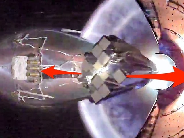 An incredible new SpaceX video shows what it's like to be inside the nosecone of a Falcon 9 rocket that's launching Starlink internet satellites into orbit