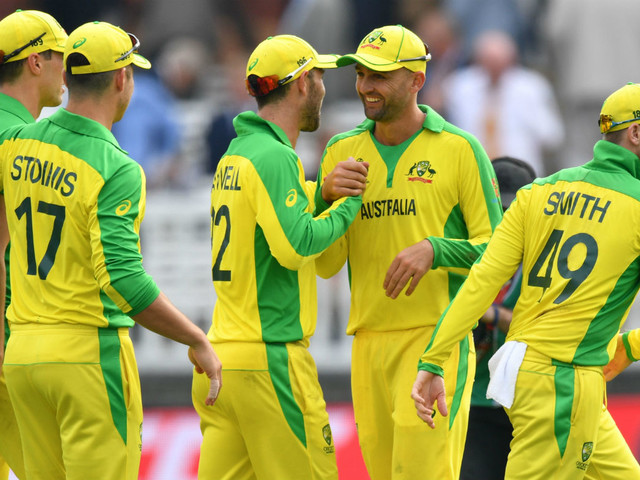 Cricket World Cup is England's to lose, says Australia star Nathan Lyon