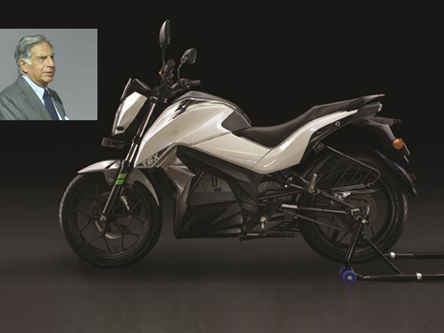 Ratan Tata to invest in e-bike start-up Tork Motors
