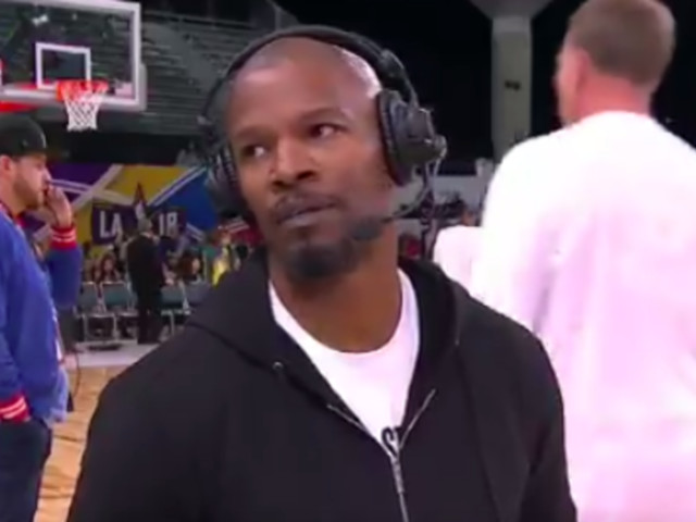 Jamie Foxx Abruptly Ends Interview Over Katie Holmes Question