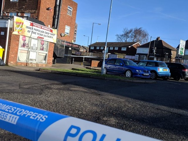 This is how police have responded after Walsall Wood shooting