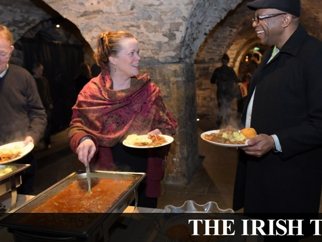 Pop-up cafe in Christ Church aims to spread message about direct provision